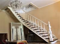 Dakowy Mokre - schody