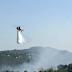 Μεγάλη φωτιά στη Ραφήνα: Διακοπή κυκλοφορίας στη Λεωφόρο Μαραθώνος