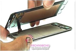 cara mengatasi touchscreen tidak bisa disentuh