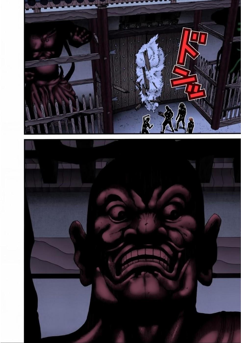 Gantz Chap 61: Cánh cổng trang 19