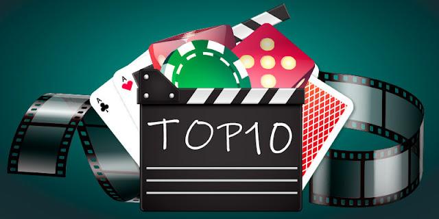 Top 10 Películas  de Casinos