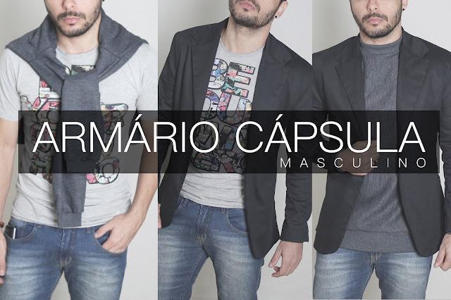 Artesanato Em Garrafa De Vidro ~ cheernovlog ARMÁRIO CÁPSULA MASCULINO