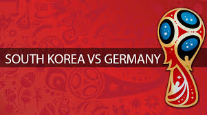 Germany vs South Korea Live Streaming online Today 27.06.2018 World Cup Russia 2018