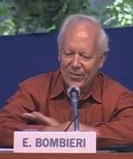 Enrico Bombieri is one of the world's leading mathematicians