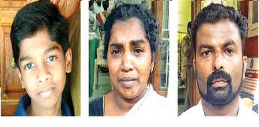 The death of a 13-year-old man four years ago has led to the arrest of his mother and friend,www.thekeralatimes.com