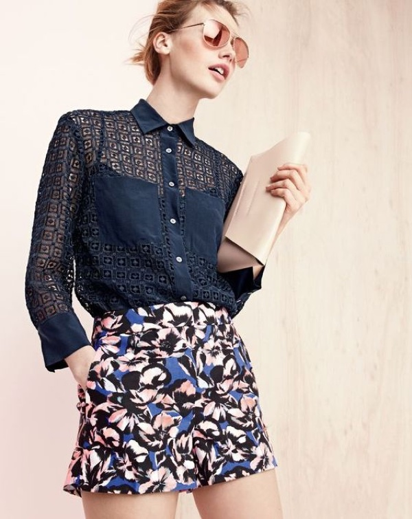 Fashion style March j.crew lookbook for lady