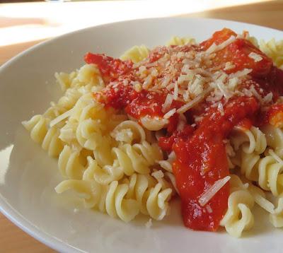 Butter, Onion & Tomato Sauce