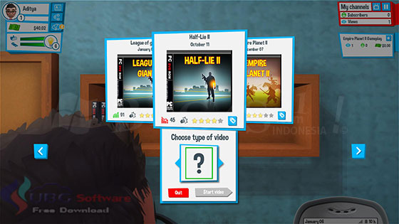 Youtubers Life Full Version 2016 [www.ubg.download]