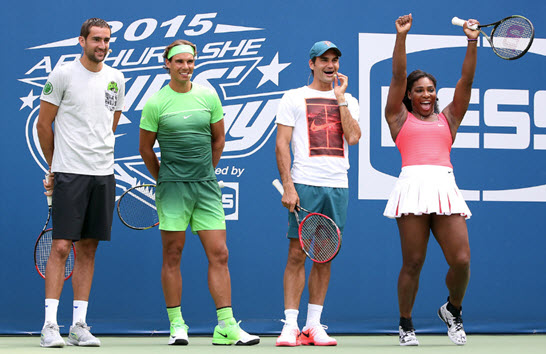 US Open Kids Day Star Lineup