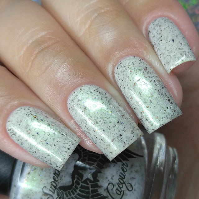 Supernatural Lacquer - Yule Ball