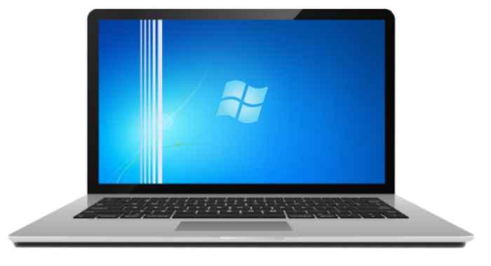 Cara Mengatasi Layar Laptop LCD/LED bergaris (Dead Pixel)