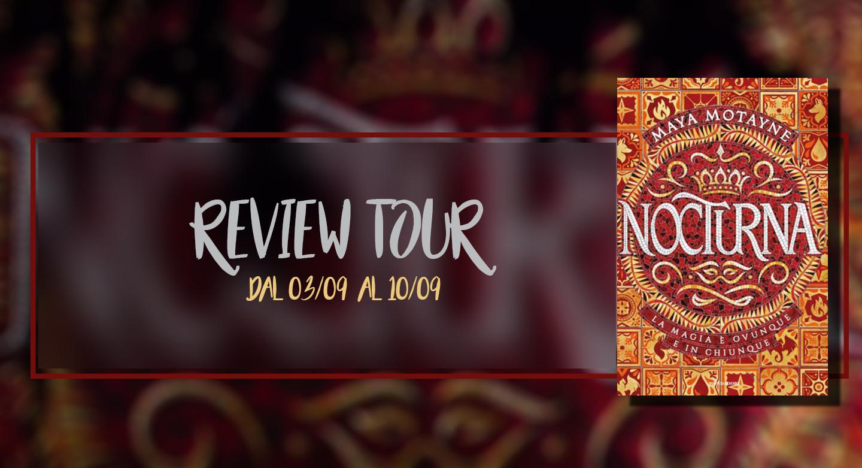 Giada Sciortino Calendario 2020.Recensione Nocturna Di Maya Motayne Review Tour Il