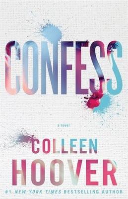 "Znalezione obrazy dla zapytania Colleen Hoover ""Confess"""