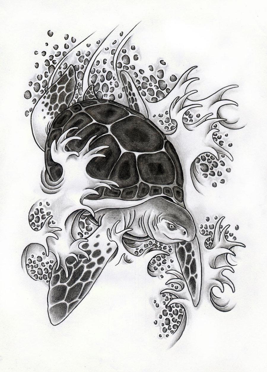 Desenho Oriental Para Tatuagem