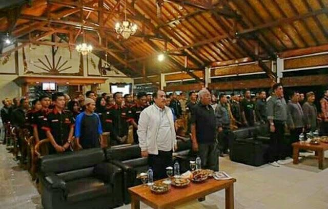 H Jeje Wiradinata Fokus Dalam Menggali Potensi Local Wisdom, Local Culture Dan Local Identity, Adalah Modal Pengembangan Kepariwisataan