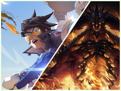 Blizzard ha anunciado el desarrollo de series anime para Overwatch y Diablo este mismo 2020 para Netflix.