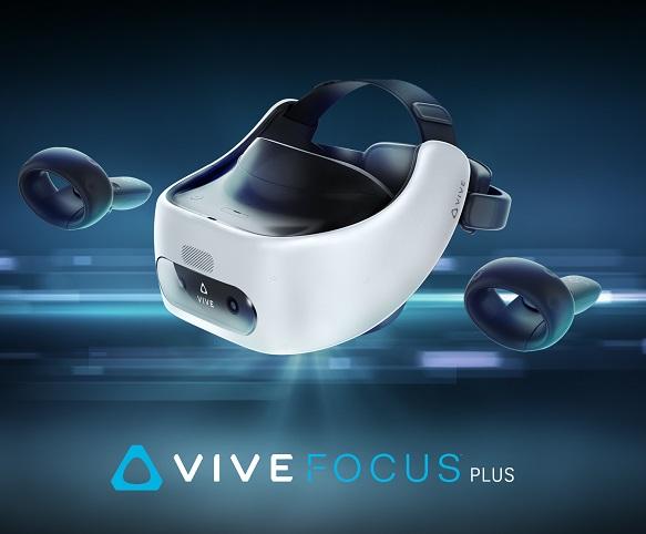 HTC VIVE Focus Plus Premium Standalone VR Headset