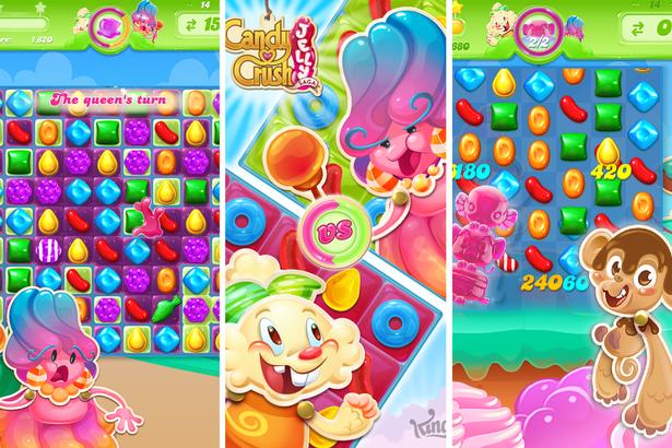 Candy Crush Jelly Saga v1.25.4 Apk Mod [Vidas Ilimitadas]