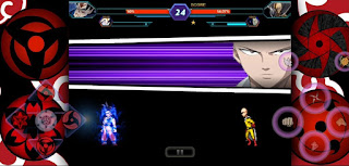 NOVO MUGEN DRAGON BALL VS NARUTO PARA ANDROID APK 2021