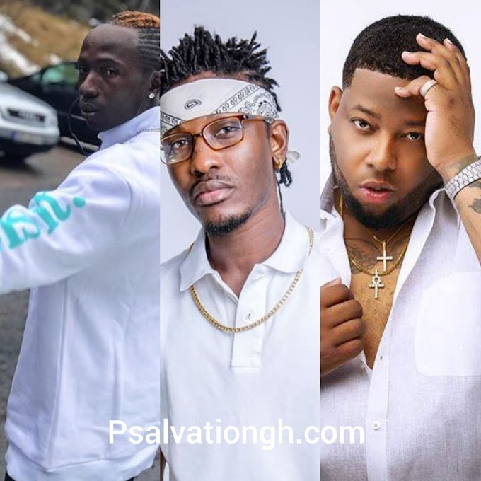 I Dont Listen To Kwaw Kese, Dblack And Patapaa,  Their Songs  Are Lyrically Insensible  - Tinny
