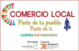 GDR CAMPIÑA SUR - CAMPAÑA APOYO COMERCIO LOCAL