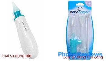 máy hút mũi Bebe Confort