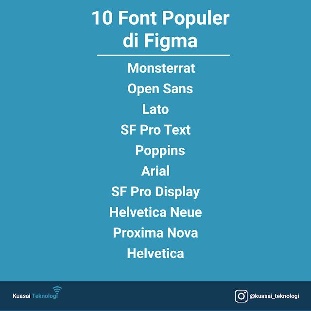 best font in Figma