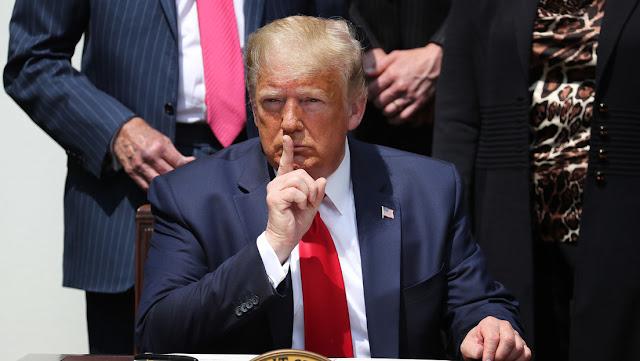 """Trump reveló que había construido un """"increíble"""" sistema de armas nucleares del que """"nadie había oído hablar antes"""", según un nuevo libro"""