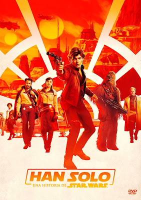 Solo: A Star Wars Story [2018] [DVDR] [R1] [NTSC] [Latino]