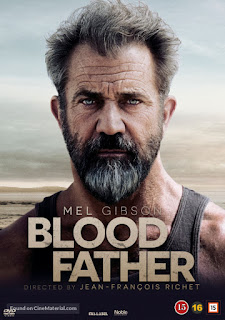 Blood Father 2016 movie Poster