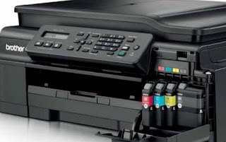 Printer inkjet Brother dengan metode hemat tinta Brother MFC-J200