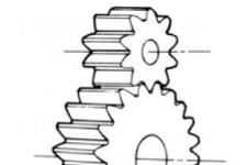 Klasifikasi dan Jenis Roda Gigi