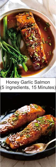 Recipe video above. A terrific way to serve salmon that is just sooooo crazy quick and easy and soooo delicious!