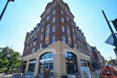 Construction news: Monroe Street Market Brookland, Catholic University, retail, campus, Bozzuto, Maurice Walters, Washington DC
