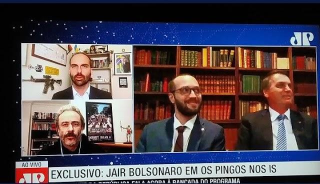 Bolsonaro solta bomba no colo de Barroso: TSE apaga provas após sofrer invasão