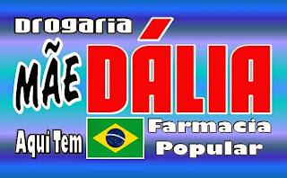 DROGARIA MÃE DÁLIA EM ITAÚ/RN