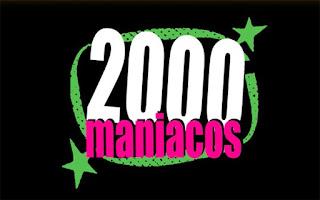 El veterano fanzine 2000 Maníacos
