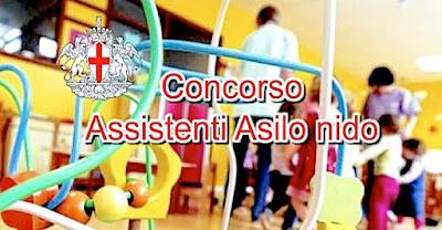 Concorso Comune Genova per Assistenti Asilo Nido (adessolavoro.blogspot.com)