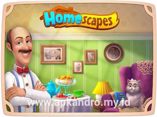 Homescapes MOD APK Unlimited Coins/Lives/Boosters 3.2.3