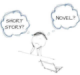 Writing a Short Story VS Writing Novel