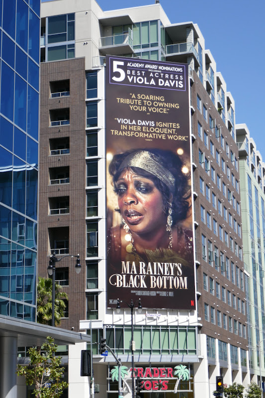 Viola Davis Ma Raineys Black Bottom Oscar billboard