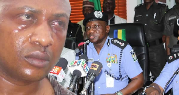 Nigeria Police Force denies extorting over N50m from Evans the notorious kidnapper