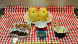 Receta fácil de manzanas al horno