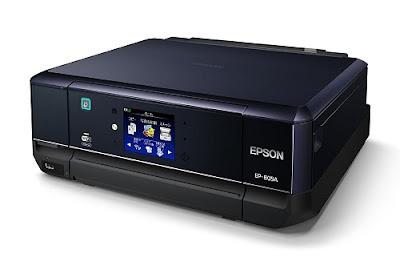 Epson Colorio EP-805Aドライバーダウンロード