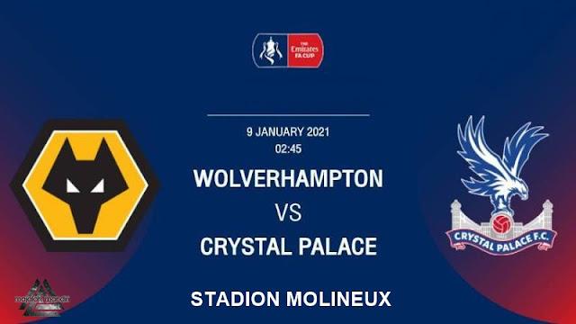 Prediksi Wolves Vs Crystal Palac