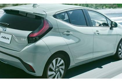 Toyota AQUA Hybrid 2021 : Harga Setara TOYOTA YARIS 2021 ,Mampu Menembus Jarak 35,8 Km/liter