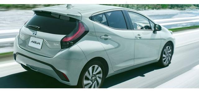 harga-peluncuran-all-new-toyota-aqua-hybrid-2021