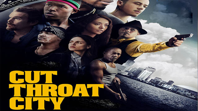 Cut Throat City (2020) English Full Movie Download Free