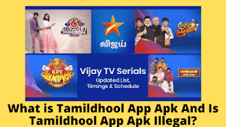Tamil TV Shows Download Tamildhool App APK Free For Android