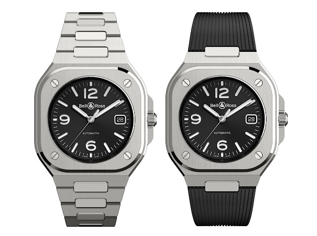 Bell & Ross BR 05 BR05A-BL-ST
